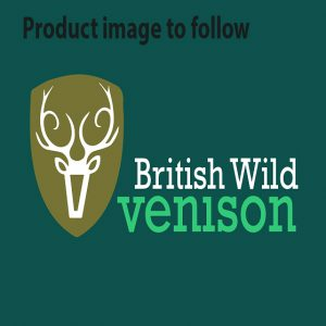 BRITISH WILD VENISON LOGO(OL)