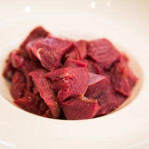 Venison casserole steak