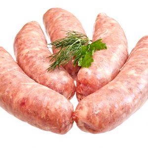 Traditional Pork Sausages