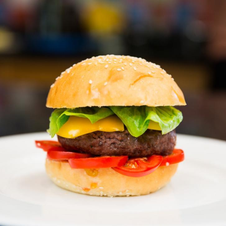 NEW – Gluten free burgers
