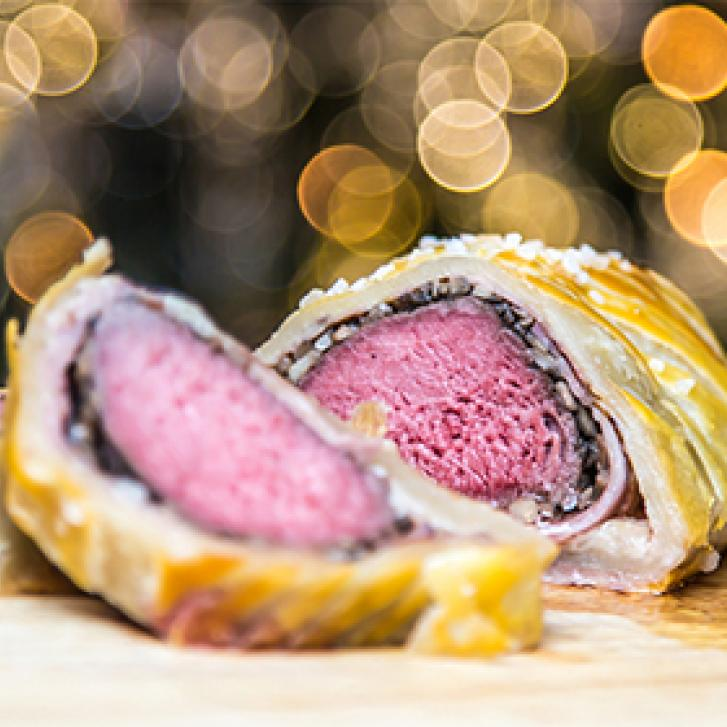 Something different for Christmas dinner perhaps?