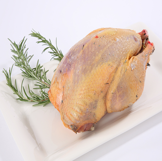 Raw Pheasant