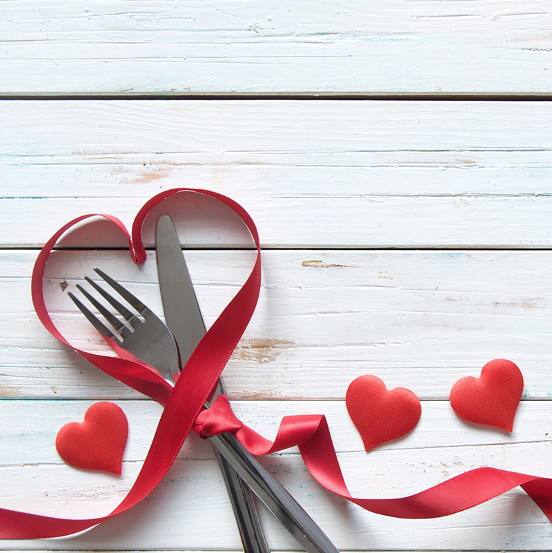 Impress with venison this Valentine's Day