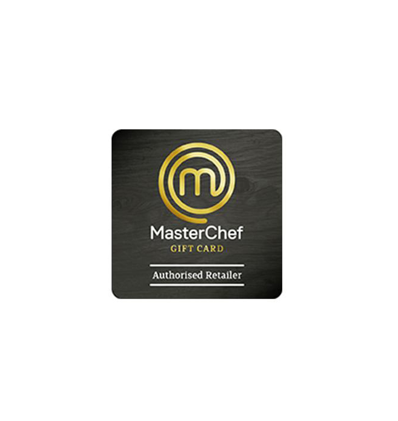 Masterchef Gift Card – launching spring 2017