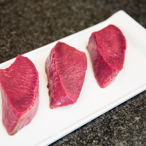 Venison steak pack