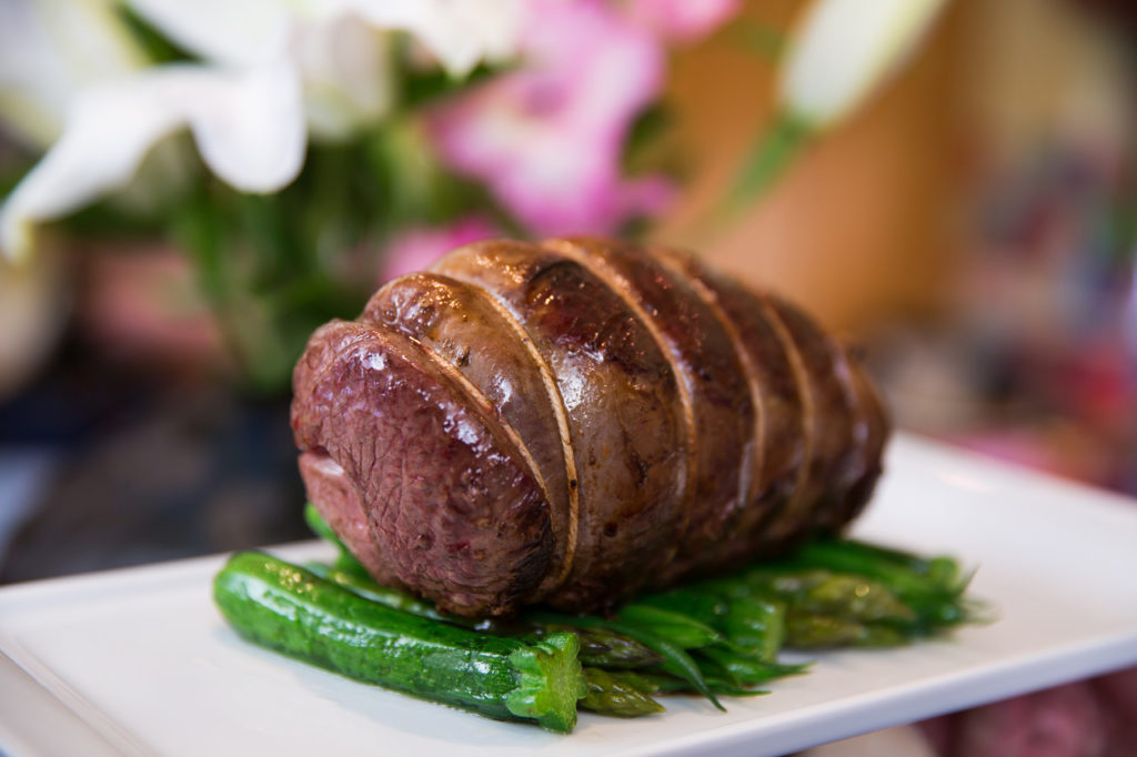 Why not swap beef for venison this Sunday?