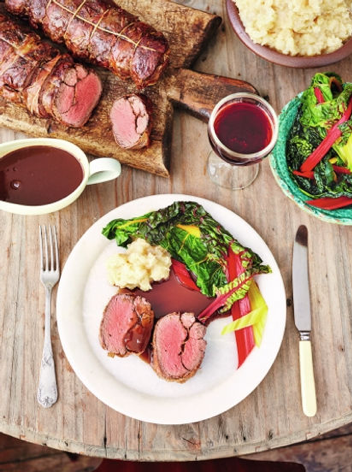 Sustainably Sourced Venison