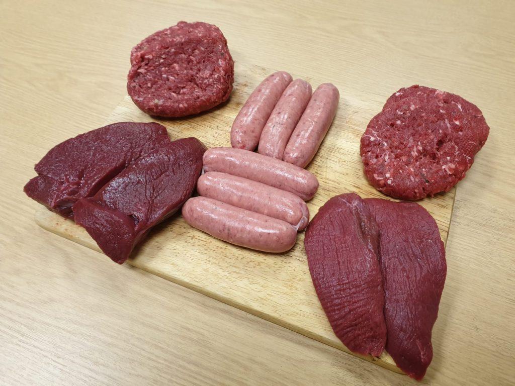Summer BBQ Meat Box