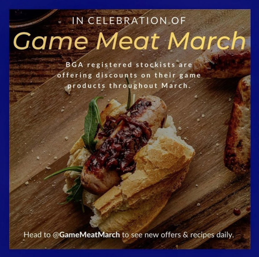 GAME MEAT MARCH